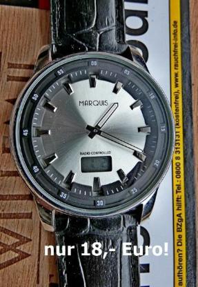 FUNK-Armbanduhren, neuwertig oder auch ganz neu, bitte ansehen! - Diepholz