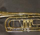 V. F. Cerveny Basstrompete in Bb, weite Bauform mit Tonausgleich - Bremen Mitte