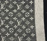 Louis Vuitton Denim Schal/Tuch in schwarz - Bremen