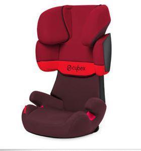 Cybex Solution Kindersitz rot - Bremen