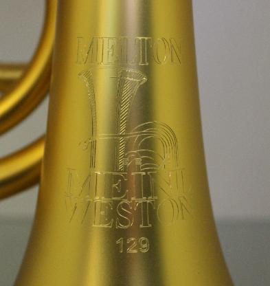 Melton 129 Basstrompete / Bass - Trompete in B, Unikat, Neuware - Bremen Mitte