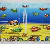 Hösti Platzset - Tischset Fußball 3D - NEU - Scheeßel