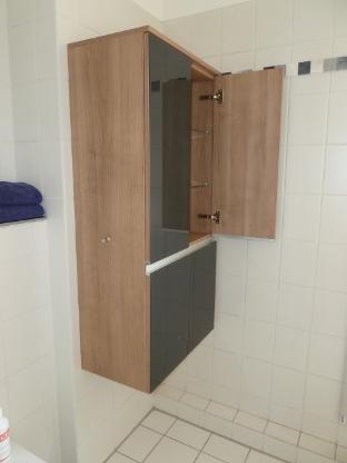 Badezimmermöbel, neuwertig - Bremen