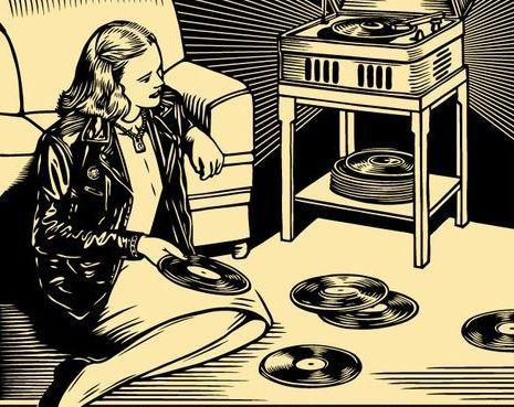 Vinyl Schallplatten aus gepflegter Sammlung Rock/Pop/Underground - Ottersberg