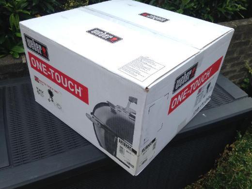 Weber Master-Touch GBS ø 57 cm Holzkohlegrill Black - Bremen