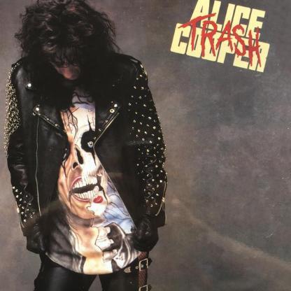 LP - Alice Cooper (2) – Trash - Schiffdorf