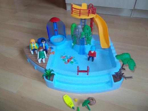 Playmobil Schwimmbad - Edewecht