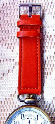 Armbanduhr-Modell des letzten Zaren von 1917, Lederarmband, Anleitung, ungetragen! - Diepholz