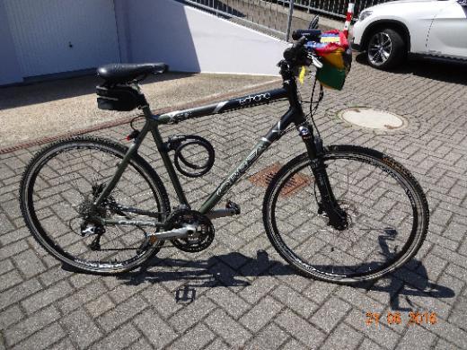 "ORBEA xsport echano Crossrad 28""HE - Bremen Borgfeld"