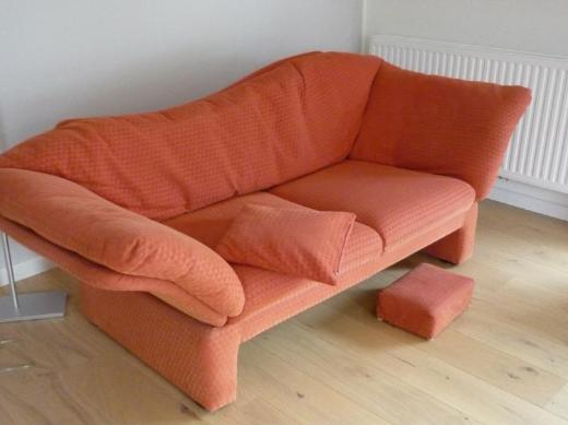 Rotes  Sofa - Delmenhorst