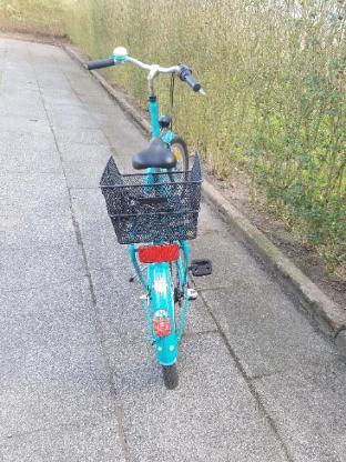 """Jugend-Damen-Hollandrad 24"""" mit Korb von Godewind - Bremen"""