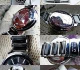 """""""ALEXANDER MILTON"""" Keramik-Armbanduhr, 5 BAR, absolut neuwertig in Uhr-Box! - Diepholz"""
