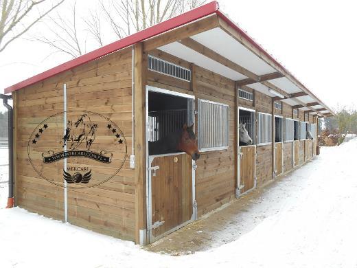Aussenboxen für Pferde, Pferdeställe, Pferdeboxen, Weidehütte - Rotenburg (Wümme)