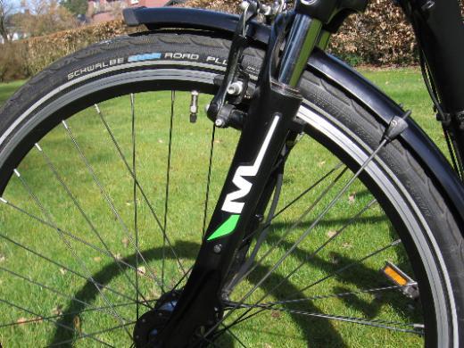 E-Bike mit Bosch-Motor - Bremen
