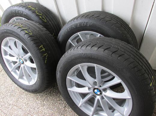Original BMW ALU- Komplett-Sommerreifen - Bremen Burglesum