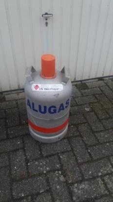 11kg Alu Gasflasche - Delmenhorst