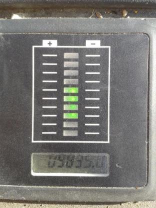 ELEKTRO-DEICHSEL-GABELHUBWAGEN JUNGHEINRICH ERE 120 - Wilhelmshaven