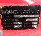 Rasenmähermotor von MAG
