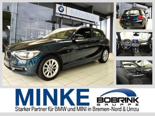 BMW 118 - Bremen