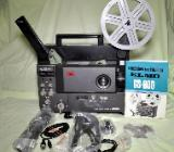 Super 8 Filmprojektor (Tonprojektor) ELMO GS 800 M Stereo - Achim
