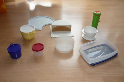 Tupperware, diverses (siehe Foto) - Bremen