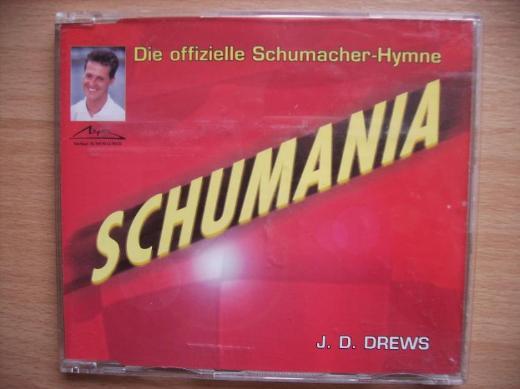 """SCHUMANIA """"Die offizielle Schumacher-Hymne"""" - Bremen"""