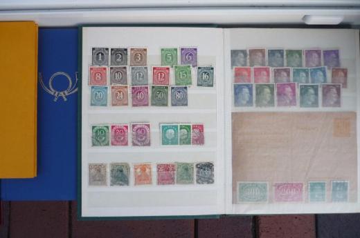 """Briefmarken """"BRD"""" - Bremen"""