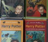 3 Harry Potter-Bücher - Wilhelmshaven