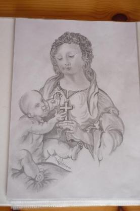 Zeichnungen nach Wunsch oder Vorlage - Bremen
