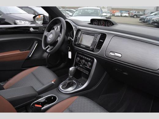 Volkswagen Beetle Cabrio 1.4TSI Allstar Bi-Xenon/Navi/5J Garantie - Bremen