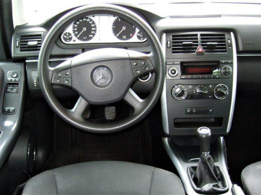 Mercedes-Benz B 180 - Bremen Huchting