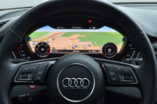 Audi A4 - Verden (Aller)