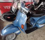 Vespa PX 200 P200X  Gespann
