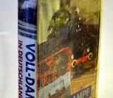 """VHS-Video """"Volldampf in Deutschland"""" Eisenbahn der Welt - Achim"""