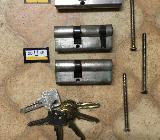 3 Profilzylinder gleichschliessend - Weyhe