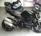 Ducati 848 Streetfighter - Bremen