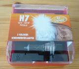 2 Halogen-Scheinwerferlampen H7 12V 55W; unbenutzt (OVP) - Bremen