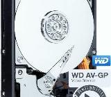 WD 5000 AVDS AV-GP 500 GB TV SATA Festplatte 7200 rpm, 4,2 ms, 32 MB Cache - Verden (Aller)