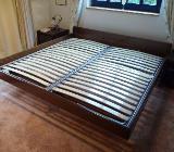 Bett mit oder ohne Lattenrost - Worpswede