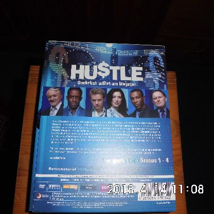 DVD Hustle - Bremen