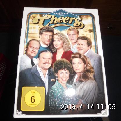 DVD Cheers - Bremen