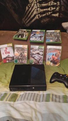 Xbox 360, 9 Spiele - Bremen