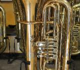 Miraphone 91A Goldmessing Tuba in BBb inkl. Miraphone Gigbag - Bremen Mitte