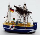 Kutter aus Holz mit Netz - für nur 5,75 € - NEUWARE - Scheeßel