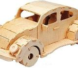 3D Puzzle Gepetto`s VW Käfer, NEUWARE, OVP - Scheeßel