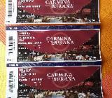 CARMINA BURANA, 3 Tickets, 1. Reihe! Do.,17.Mai - Bremen