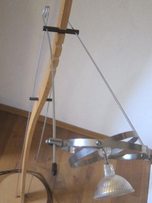 Holz-Stehlampe - Bremen
