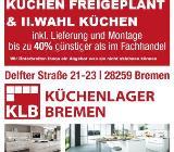 Marken Einbauküche Küche Halb Insel sofort verfügbar für 1899,-€ - Bremen