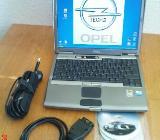 Diagnosegerät Opel mit Notebook Dell - Verden (Aller)