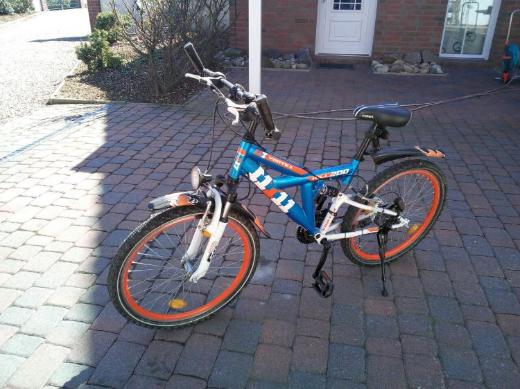 neuwertiges BMX Fahrrad - Dorum